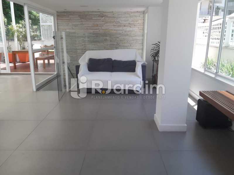 FONTE DA SAUDADE - Compra Venda Avaliação Imóveis Cobertura Lagoa 3 Quartos 1 Suíte - LACO30263 - 14