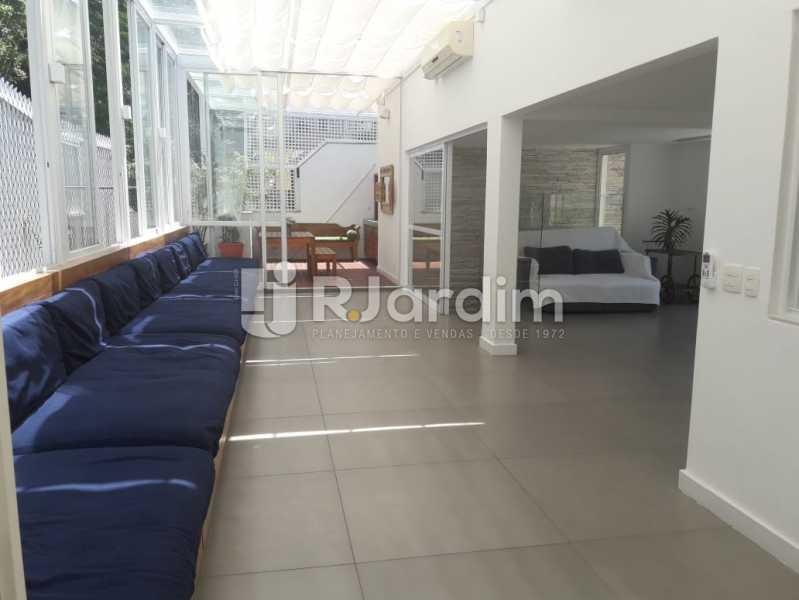FONTE DA SAUDADE - Compra Venda Avaliação Imóveis Cobertura Lagoa 3 Quartos 1 Suíte - LACO30263 - 1