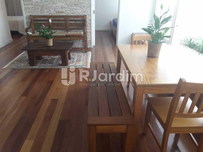 FONTE DA SAUDADE - Compra Venda Avaliação Imóveis Cobertura Lagoa 3 Quartos 1 Suíte - LACO30263 - 12