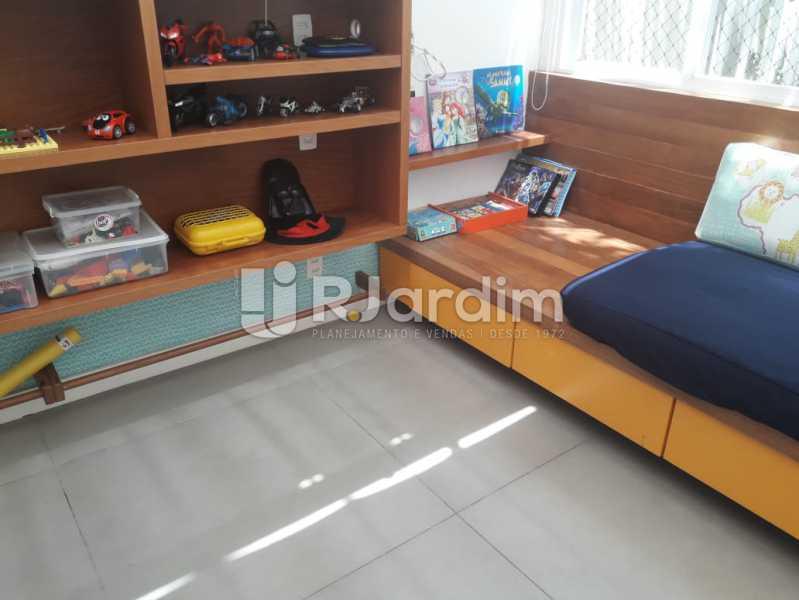 FONTE DA SAUDADE - Compra Venda Avaliação Imóveis Cobertura Lagoa 3 Quartos 1 Suíte - LACO30263 - 29