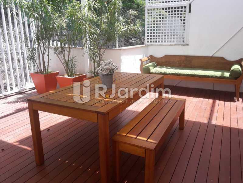 FONTE DA SAUDADE - Compra Venda Avaliação Imóveis Cobertura Lagoa 3 Quartos 1 Suíte - LACO30263 - 25
