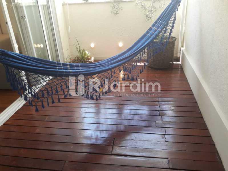 FONTE DA SAUDADE - Compra Venda Avaliação Imóveis Cobertura Lagoa 3 Quartos 1 Suíte - LACO30263 - 30