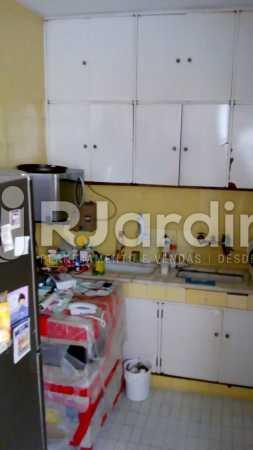 Cozinha - Compra Venda Avaliação Imóveis Apartamento Copacabana 3 Quartos - LAAP31960 - 21