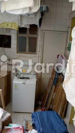 área de serviços gerais - Compra Venda Avaliação Imóveis Apartamento Copacabana 3 Quartos - LAAP31960 - 27