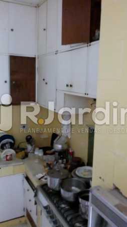 Cozinha - Compra Venda Avaliação Imóveis Apartamento Copacabana 3 Quartos - LAAP31960 - 22