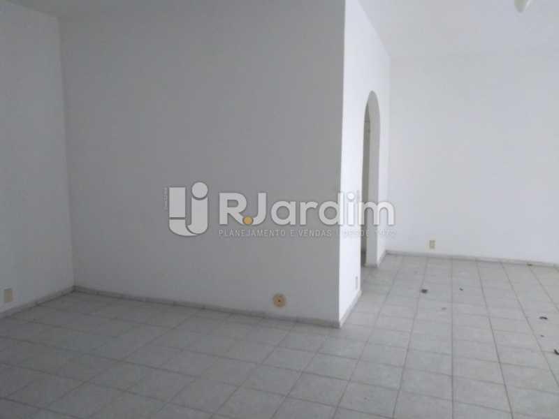 Sala - Apartamento Para Alugar - Lagoa - Rio de Janeiro - RJ - LAAP31963 - 5