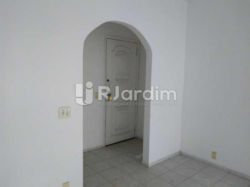 Hall  de  Entrada - Apartamento Para Alugar - Lagoa - Rio de Janeiro - RJ - LAAP31963 - 4