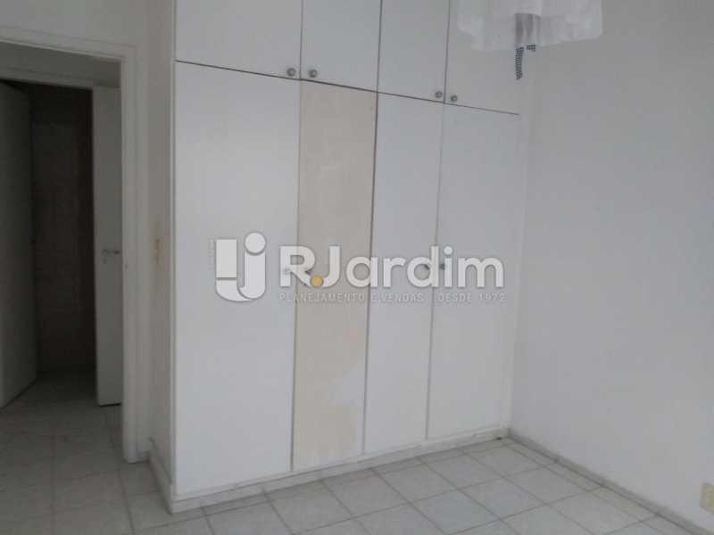 2° Quarto C/Armários - Apartamento Para Alugar - Lagoa - Rio de Janeiro - RJ - LAAP31963 - 9