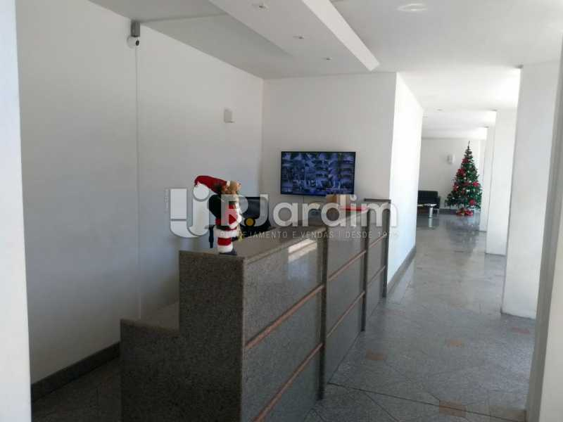 Portaria 24:00 Monitorada - Apartamento Para Alugar - Lagoa - Rio de Janeiro - RJ - LAAP31963 - 21