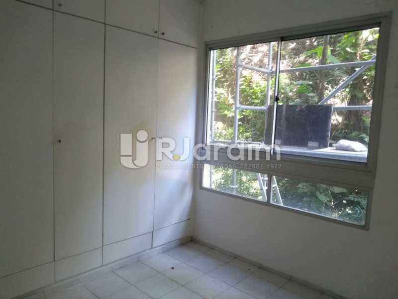3° Quarto Vista verde - Apartamento Para Alugar - Lagoa - Rio de Janeiro - RJ - LAAP31963 - 10