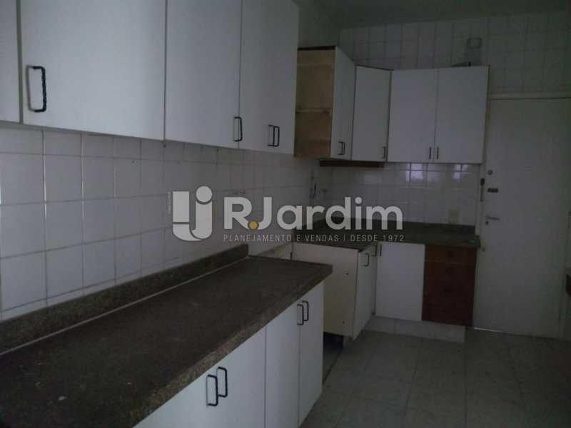 Cozinha Planejada - Apartamento Para Alugar - Lagoa - Rio de Janeiro - RJ - LAAP31963 - 15