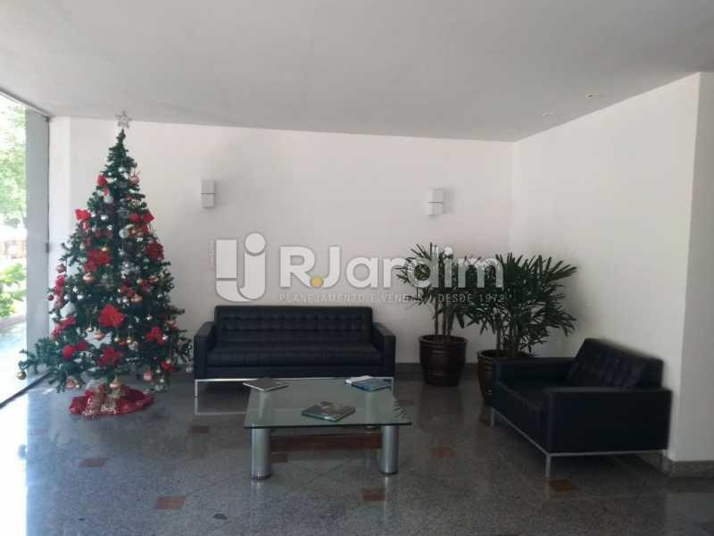 Portaria - Apartamento Para Alugar - Lagoa - Rio de Janeiro - RJ - LAAP31963 - 22