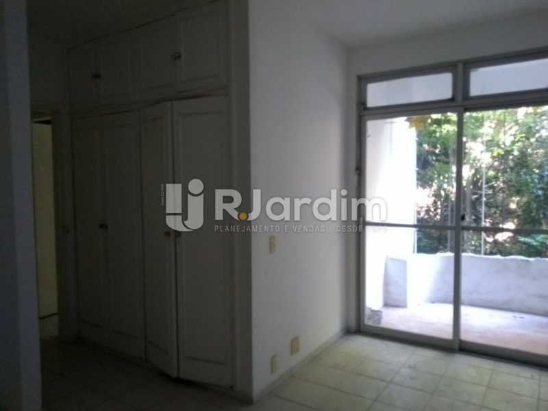 1° Quarto Suíte (Vista Verde) - Apartamento Para Alugar - Lagoa - Rio de Janeiro - RJ - LAAP31963 - 6