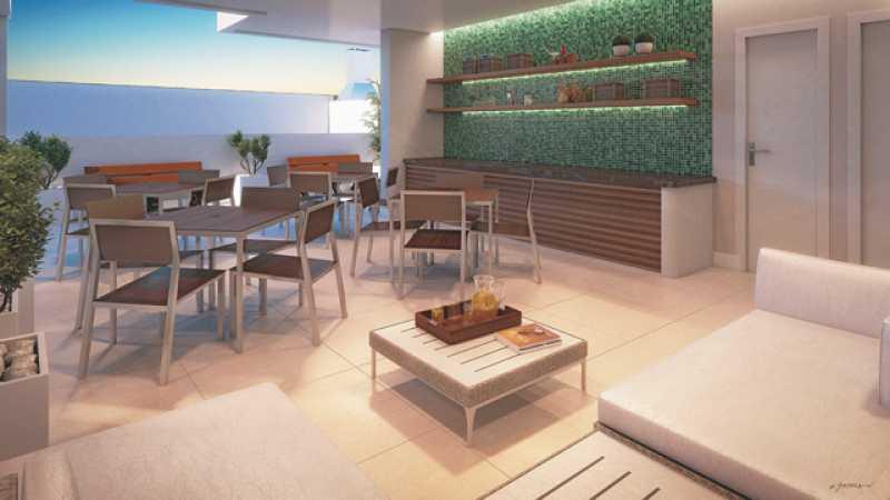 espaco_festa - Apartamento 2 quartos à venda Andaraí, Zona Norte - Grande Tijuca,Rio de Janeiro - R$ 541.815 - LAAP21383 - 6