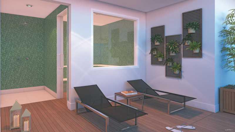 repouso - Apartamento 2 quartos à venda Andaraí, Zona Norte - Grande Tijuca,Rio de Janeiro - R$ 541.815 - LAAP21383 - 20