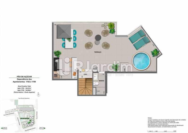 ICONO PARQUE - Apartamento 2 quartos à venda Flamengo, Zona Sul,Rio de Janeiro - R$ 1.145.900 - LAAP21385 - 17