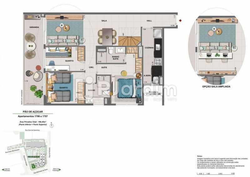 ICONO PARQUE - Apartamento 2 quartos à venda Flamengo, Zona Sul,Rio de Janeiro - R$ 1.145.900 - LAAP21385 - 18