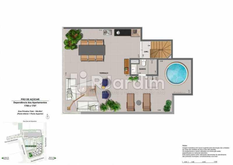 ICONO PARQUE - Apartamento 2 quartos à venda Flamengo, Zona Sul,Rio de Janeiro - R$ 1.145.900 - LAAP21385 - 19