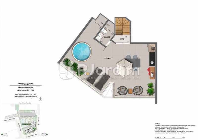 ICONO PARQUE - Apartamento 2 quartos à venda Flamengo, Zona Sul,Rio de Janeiro - R$ 1.145.900 - LAAP21385 - 21