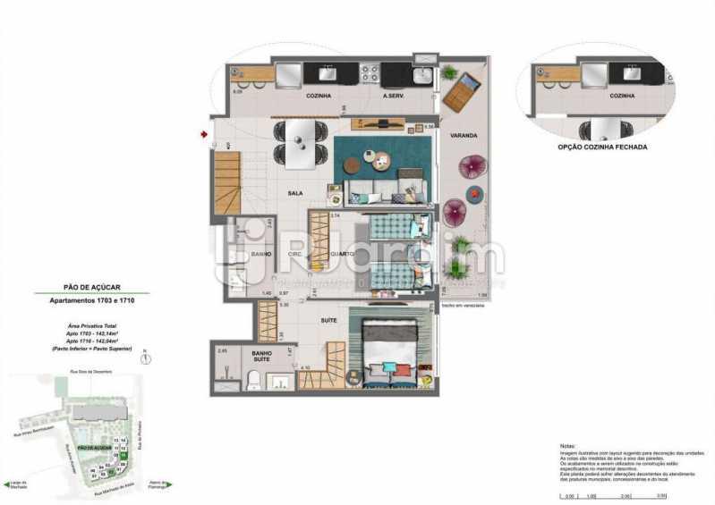 ICONO PARQUE - Apartamento 2 quartos à venda Flamengo, Zona Sul,Rio de Janeiro - R$ 1.145.900 - LAAP21385 - 22