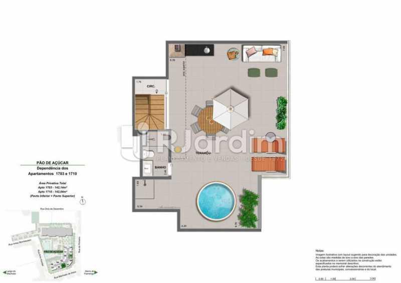 ICONO PARQUE - Apartamento 2 quartos à venda Flamengo, Zona Sul,Rio de Janeiro - R$ 1.145.900 - LAAP21385 - 23