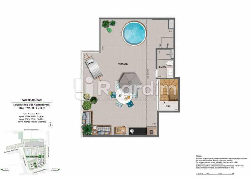 ICONO PARQUE - Apartamento 2 quartos à venda Flamengo, Zona Sul,Rio de Janeiro - R$ 1.145.900 - LAAP21385 - 25