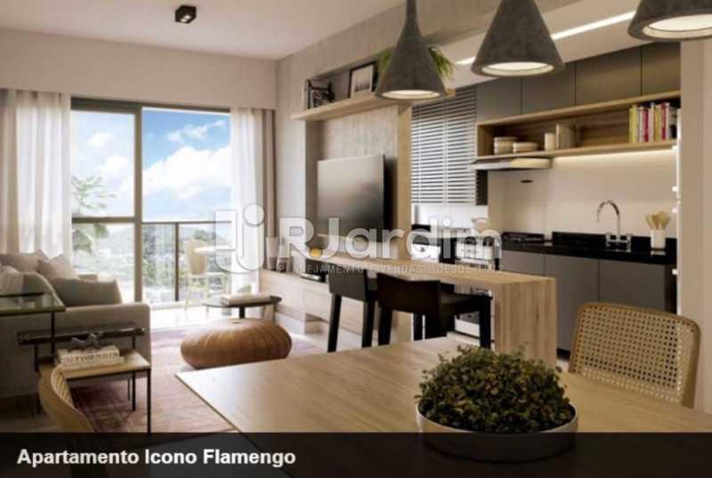 ICONO PARQUE - Apartamento 2 quartos à venda Flamengo, Zona Sul,Rio de Janeiro - R$ 1.145.900 - LAAP21385 - 5