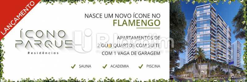 Banner Icono - Apartamento 2 quartos à venda Flamengo, Zona Sul,Rio de Janeiro - R$ 1.145.900 - LAAP21385 - 1