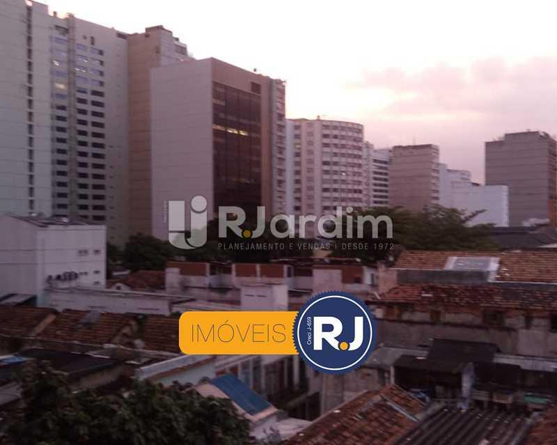 2 Vista varanda interna  - Compra Venda Apartamento Residencial Comercial Centro 1 Quarto - LAAP10338 - 3