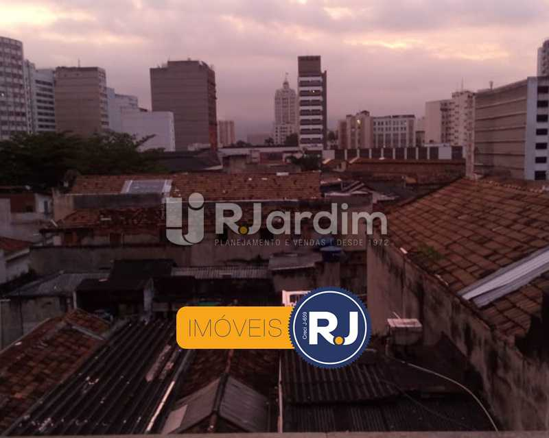 3 Vista varanda interna  - Compra Venda Apartamento Residencial Comercial Centro 1 Quarto - LAAP10338 - 4