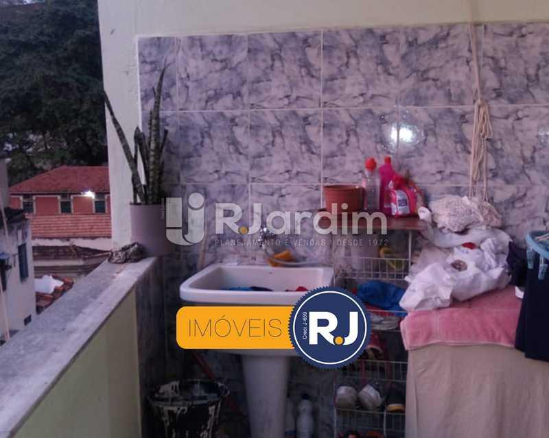 23 varanda interna  - Compra Venda Apartamento Residencial Comercial Centro 1 Quarto - LAAP10338 - 23