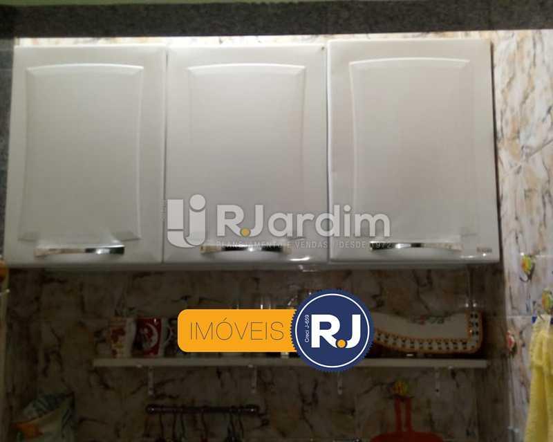 15 Cozinha  - Compra Venda Apartamento Residencial Comercial Centro 1 Quarto - LAAP10338 - 16