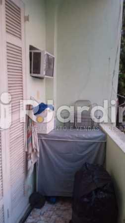 24 Varanda interna  - Compra Venda Apartamento Residencial Comercial Centro 1 Quarto - LAAP10338 - 24