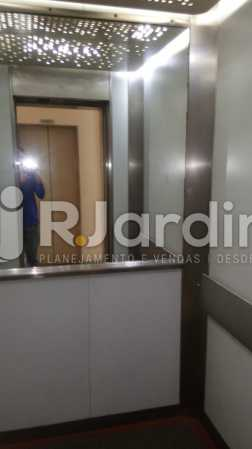 16 Elevador  - Compra Venda Apartamento Residencial Comercial Centro 1 Quarto - LAAP10338 - 17