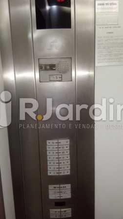 20 Elevador  - Compra Venda Apartamento Residencial Comercial Centro 1 Quarto - LAAP10338 - 21