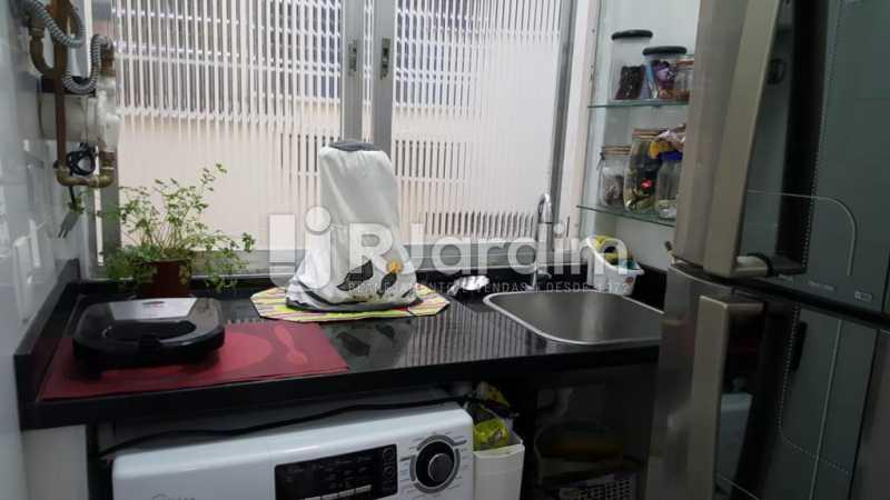 Área - Apartamento Copacabana 1 Quarto Aluguel Administração Imóveis - LAAP10339 - 18
