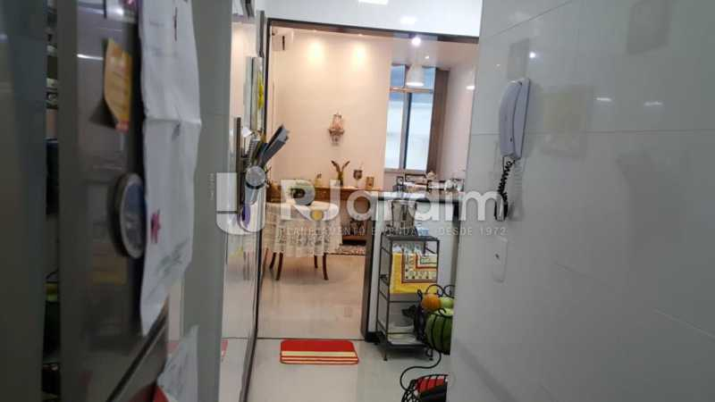 Circulação  - Apartamento Copacabana 1 Quarto Aluguel Administração Imóveis - LAAP10339 - 14