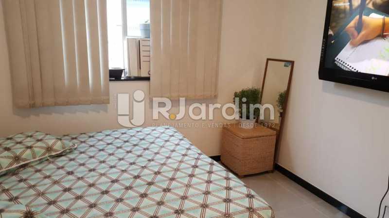 Quarto arejado - Apartamento Copacabana 1 Quarto Aluguel Administração Imóveis - LAAP10339 - 8