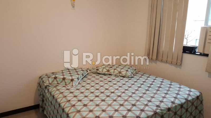 Quarto - Apartamento Copacabana 1 Quarto Aluguel Administração Imóveis - LAAP10339 - 12