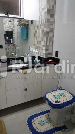 Banheiro Social - Apartamento Copacabana 1 Quarto Aluguel Administração Imóveis - LAAP10339 - 13