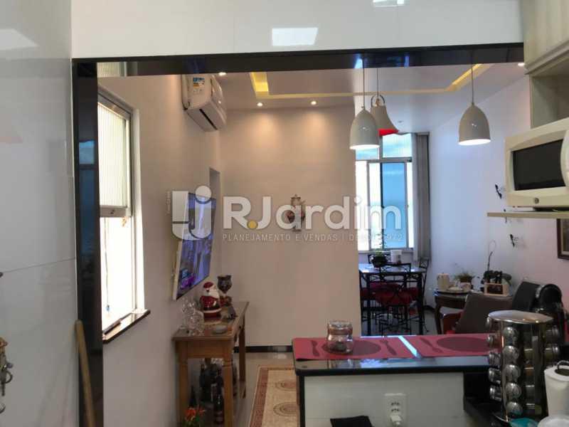 Área - Apartamento Copacabana 1 Quarto Aluguel Administração Imóveis - LAAP10339 - 19