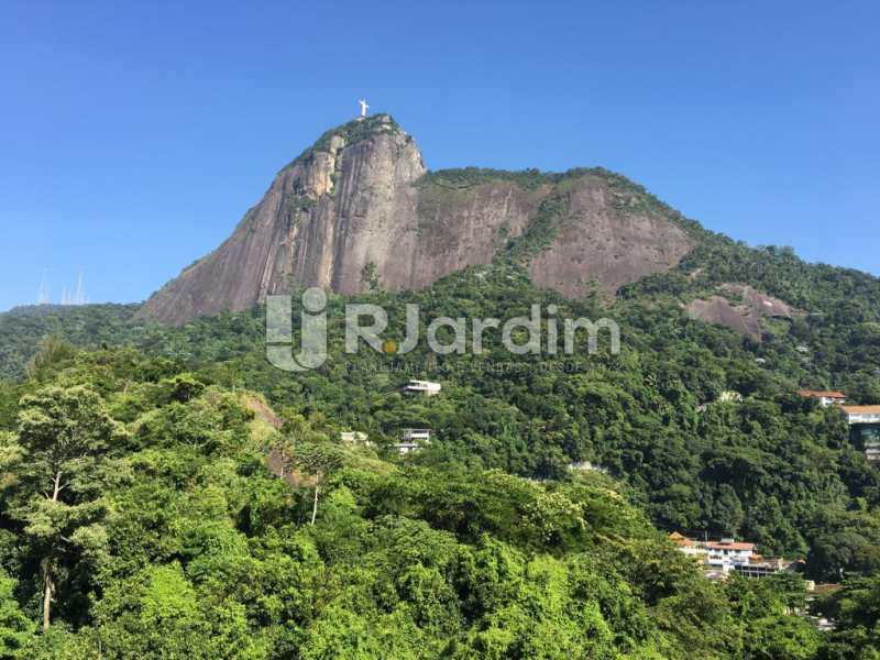 Vista Cristo - Apartamento À Venda - Humaitá - Rio de Janeiro - RJ - LAAP21387 - 1