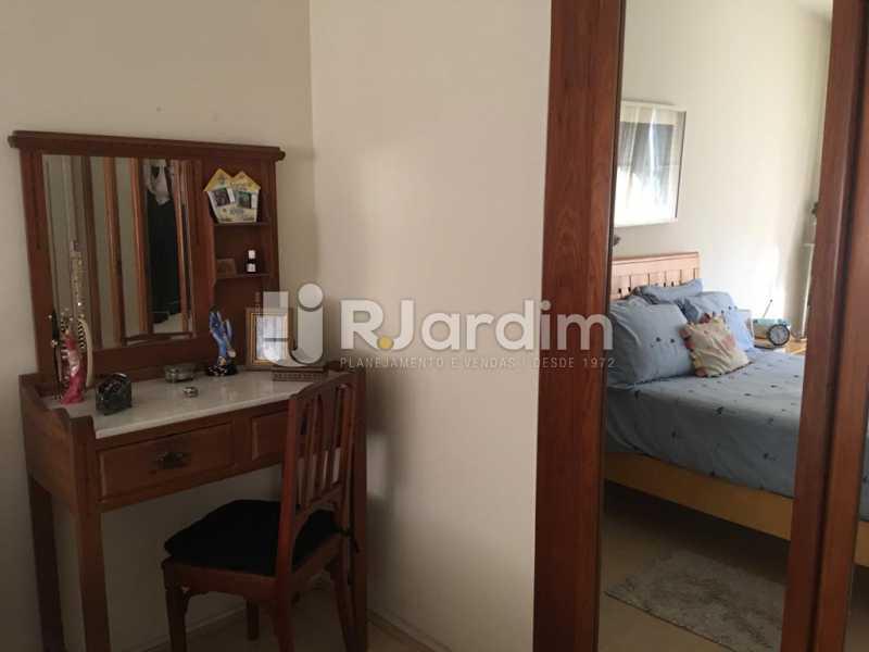 Quarto - Apartamento À Venda - Humaitá - Rio de Janeiro - RJ - LAAP21387 - 8