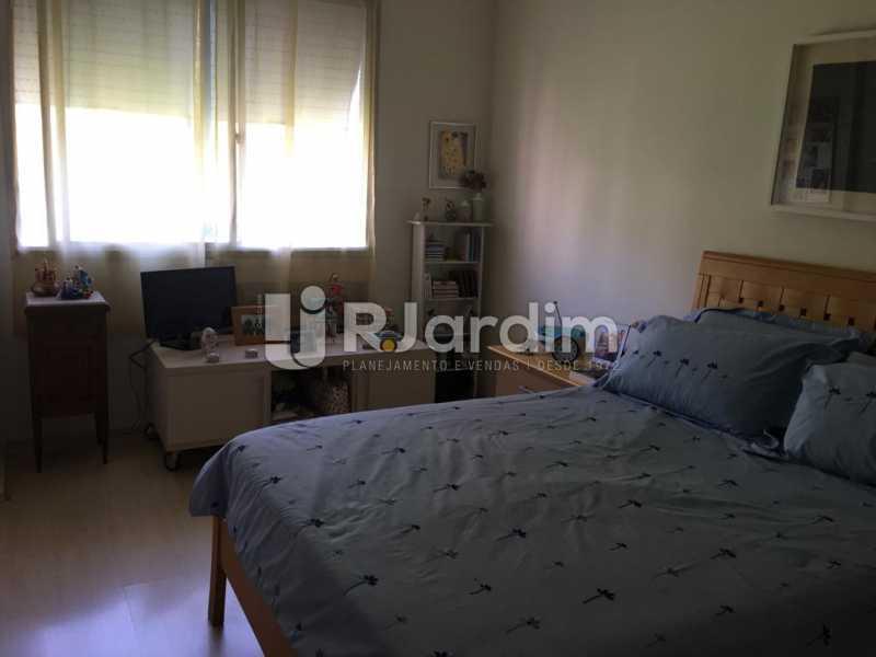 Quarto - Apartamento À Venda - Humaitá - Rio de Janeiro - RJ - LAAP21387 - 9