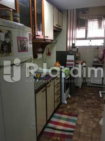 Cozinha - Apartamento À Venda - Humaitá - Rio de Janeiro - RJ - LAAP21387 - 11