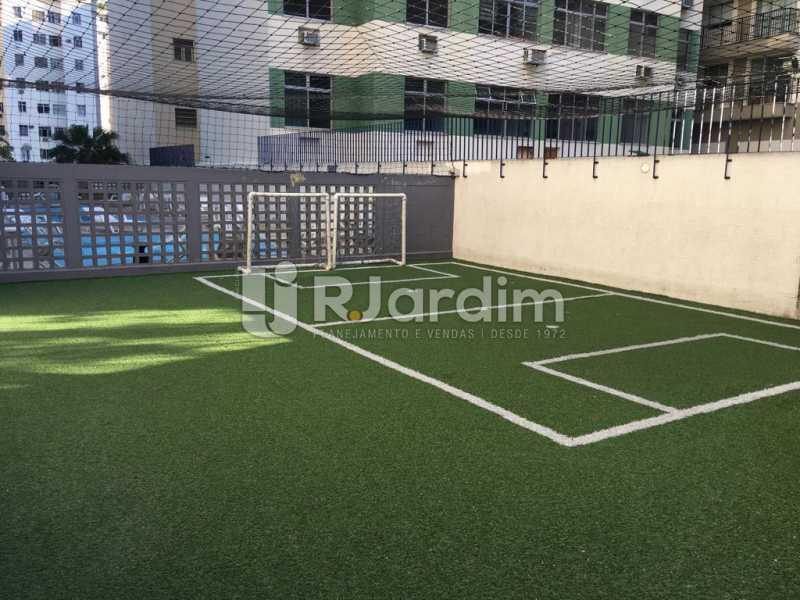 Quadra esportiva - Apartamento À Venda - Humaitá - Rio de Janeiro - RJ - LAAP21387 - 15