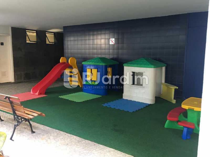 Brinquedoteca - Apartamento À Venda - Humaitá - Rio de Janeiro - RJ - LAAP21387 - 16