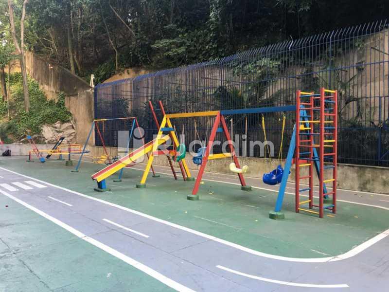 Brinquedoteca - Apartamento À Venda - Humaitá - Rio de Janeiro - RJ - LAAP21387 - 17