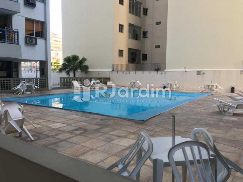 Piscina - Apartamento À Venda - Humaitá - Rio de Janeiro - RJ - LAAP21387 - 18
