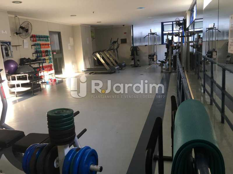 Academia - Apartamento À Venda - Humaitá - Rio de Janeiro - RJ - LAAP21387 - 19